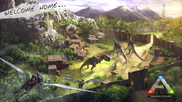 Ark survival evolved popular