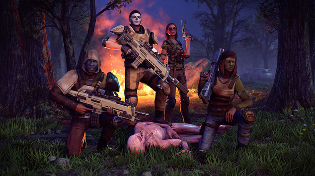 Xcom2 resistance warrior pack hero 1