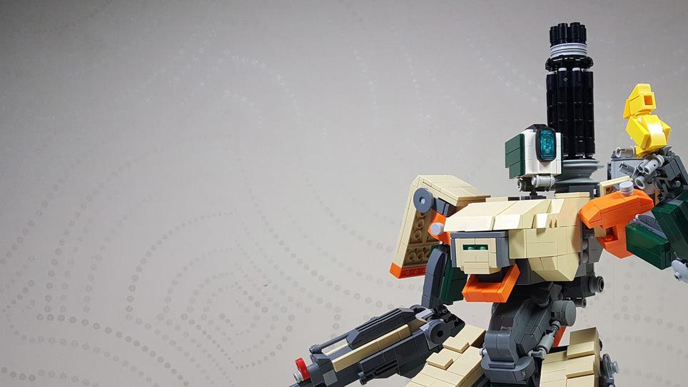 Legobastion