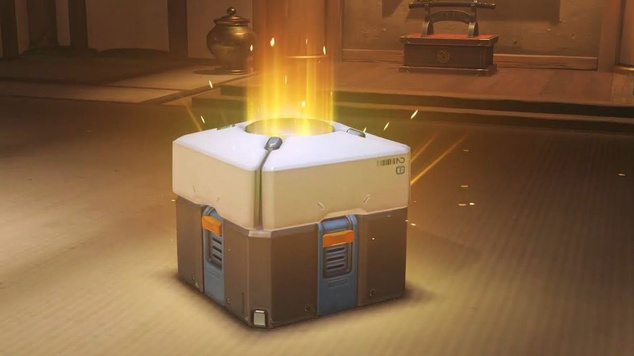 Overwatch lootbox v2