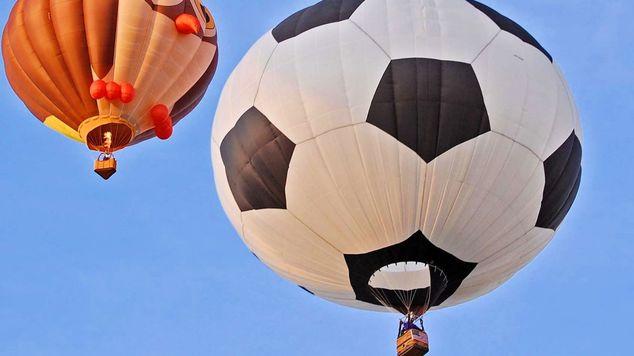 Soccer balloon