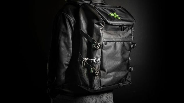 Razer backpack respawn