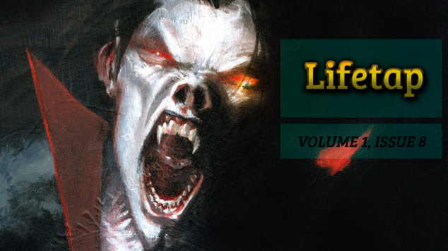 Lifetap volume 1 issue 8