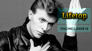 Lifetap volume 1 issue 18