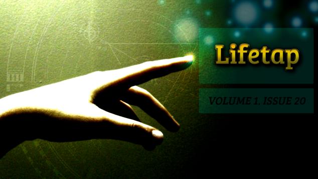 Lifetap volume 1 issue 20
