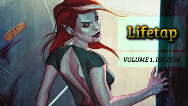 Lifetap volume 1 issue 22