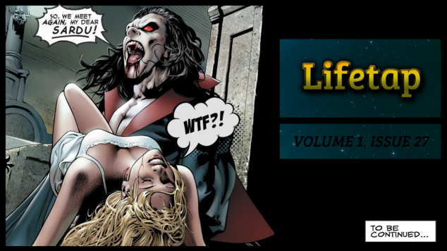 Lifetap volume 1 issue 27