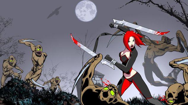 Bloodrayne respawn