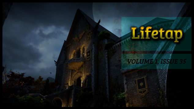 Lifetap volume 1 issue 35