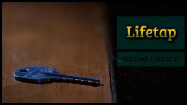 Lifetap volume 1 issue 37