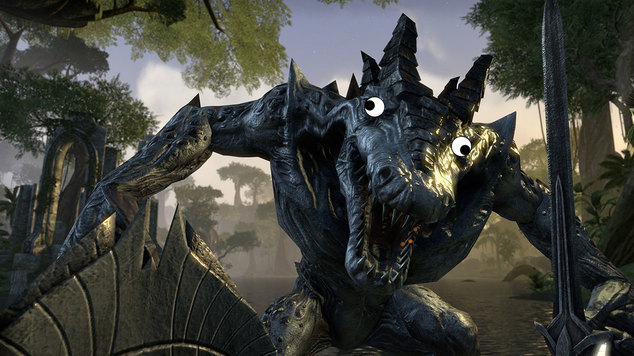 Teso googly eyes