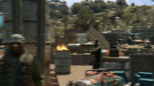 Motion blur dyinglight