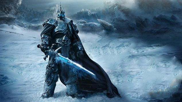 Arthas hero image