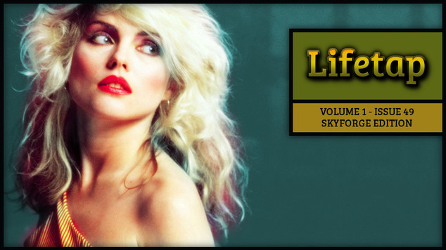 Lifetap issue49 skyforge edition