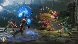Skyforge hero distortions 3