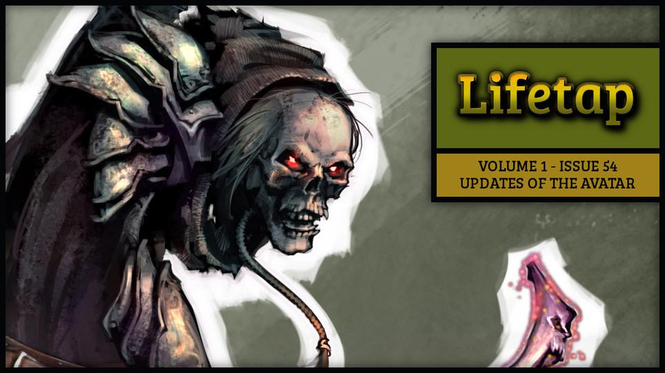 Lifetap issue54