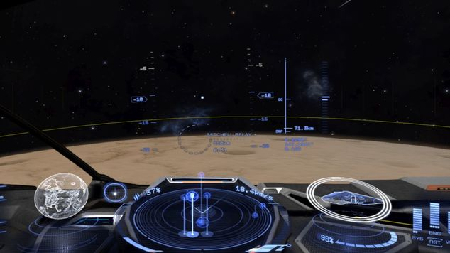 Elite dangerous base landing2 0