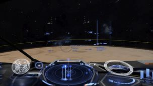 Elite dangerous base landing2 0