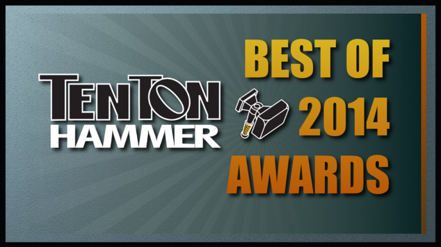 Tth best of 2014 awards header