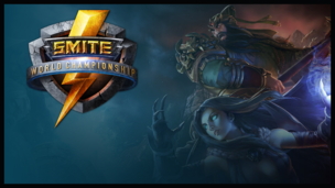 Smite world championships giveaway banner
