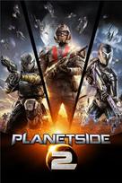 Planetside 2 box art