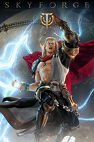 Skyforge game art