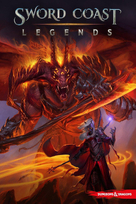Sword coast legends game box art