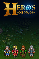 Herossong game box art