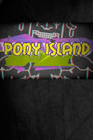 Pony island game box art