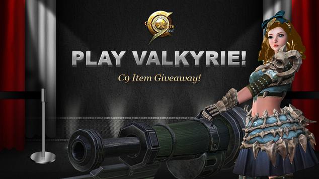 C9 giveaway
