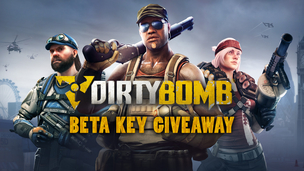 Dirtybomb cbt giveaway