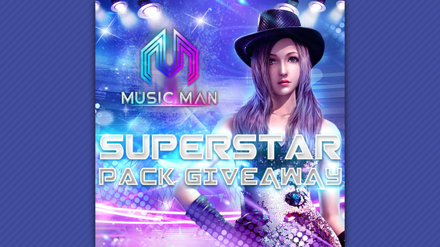 Music man giveaway top 1
