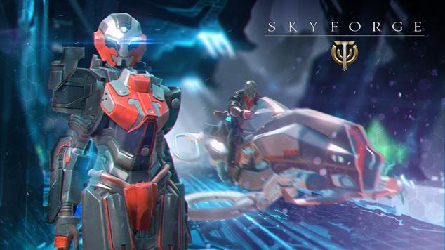 Skyforge gift pack giveaway