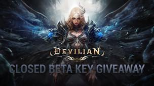 Devilian cbt4 giveaway