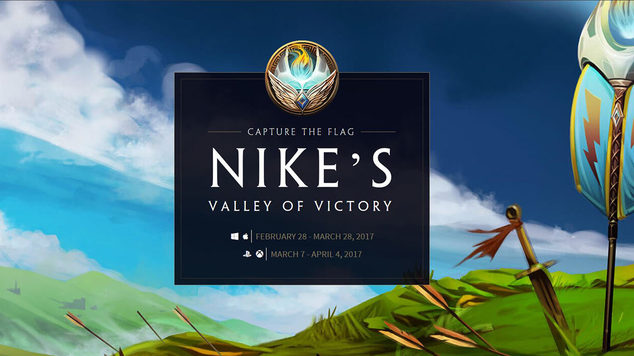Nikesvalleyofvictory