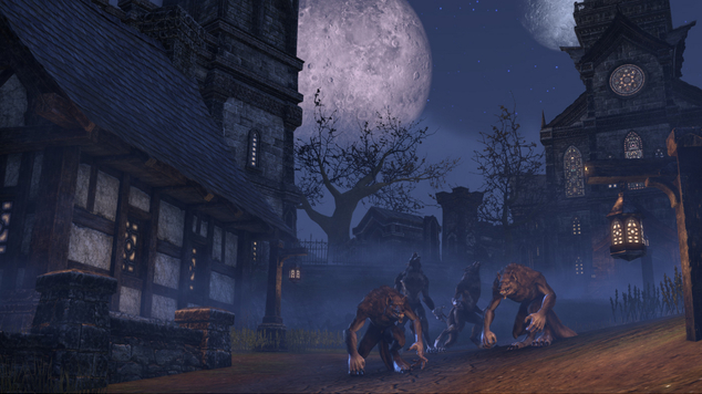 Teso warewolf guide