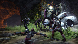 Eso spider battle
