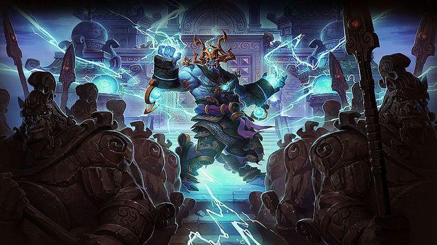 Thunder king 1