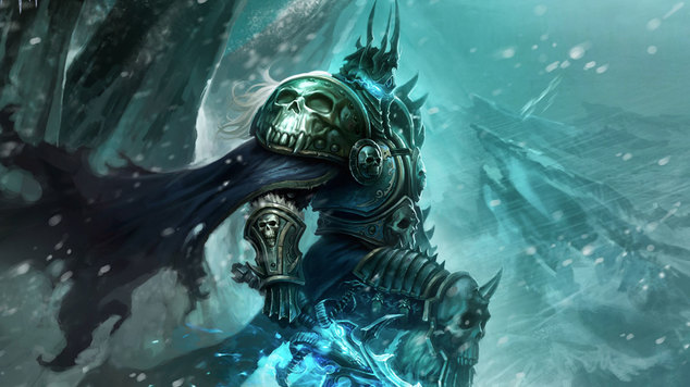 Wrath of the lich king 0