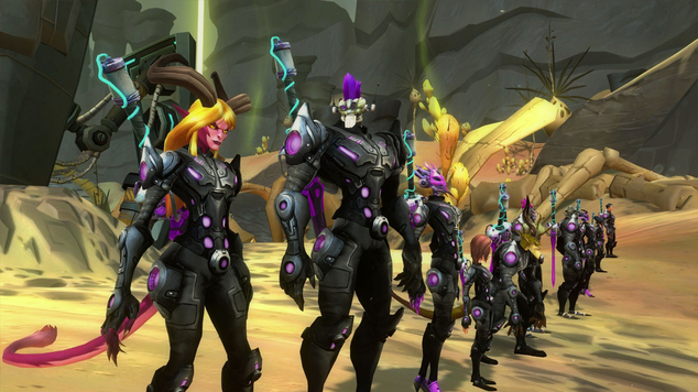 Wildstar hero image 43