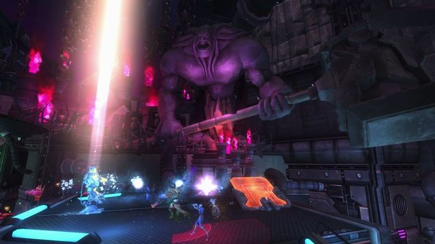Wildstar halls of the bloodsword