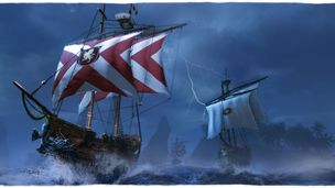 Archeage naval battle 0