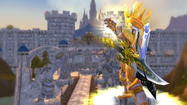 Wow paladin hero image 0