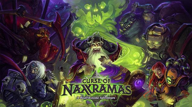 Curse of naxxramas banner 1