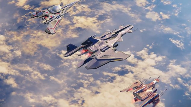 Destiny jumpships