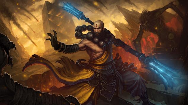 Diablo3 monk class guide