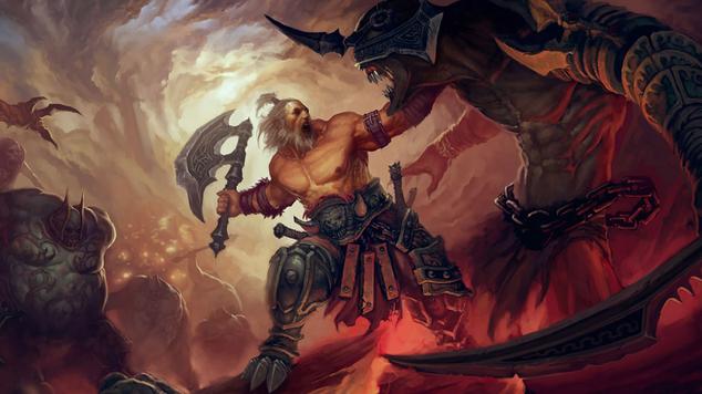 Diablo 3 barbarian class guide
