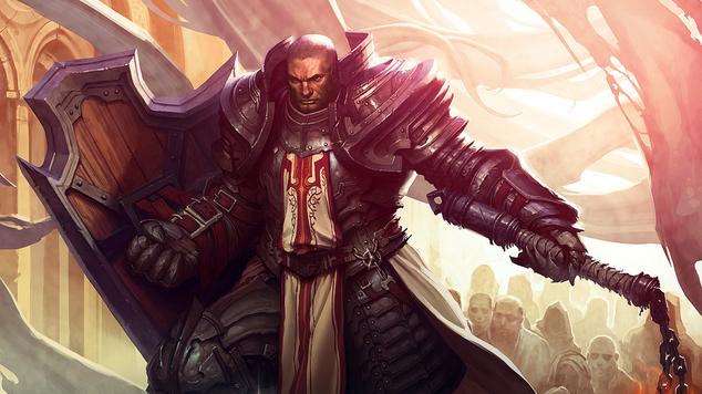 Diablo3 crusader class guide