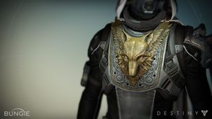 Destiny hunter hero image