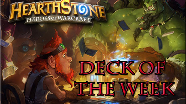 Hearthstone deck of the week square